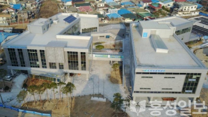 7일 (홍성군, 건강도시 진면목 굳힌다!!_홍성읍행정복지센터 및 보건소 전경).jpg