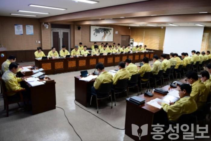 12일 (홍성군, 간부공무원 전원 긴급재난지원금 '착한기부') 1.jpg