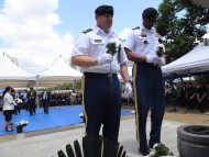 [포토] 천안 7.8전투전몰 미군용사 추모식 거행