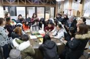 천년여행길 걷는 홍성걷기여행, 외국인에도 인기 만점!