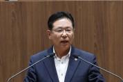 """충남도의회 조승만 의원 """"폐교를 지역사회 공간으로"""""""